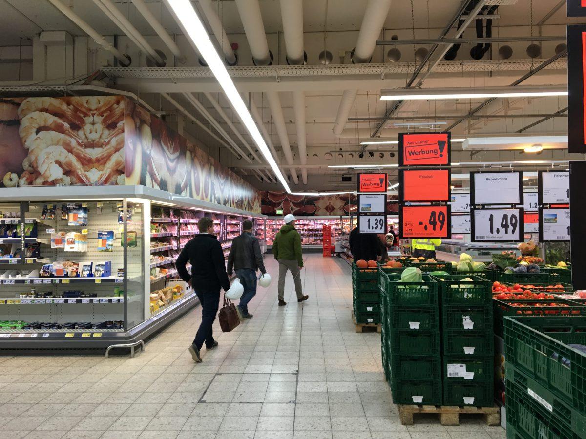 Kaufland Herford - LR Architekten